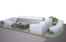 Startskott för ny stadsdel i Bromma