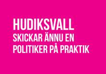 Även Moderaterna i Hudiksvall går på praktik på LSS-boende