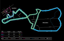 Discovery Duathlon Route Map