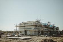 Färsk statistik -Husbyggandet något starkare än väntat