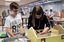 Byg et Hus - håndværk i grundskolen
