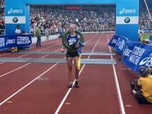 Mikaela Larsson och Lawi Kiptui vann ASICS Stockholm Marathon 2018