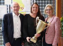 Partilles företagsklimat rankas åtta i Sverige