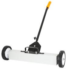 Håll golvet rent från metall med Pela magnetiska sopmaskin – från Verktygsboden