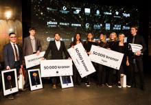 Vinnarna prisade i The Brewhouse Award