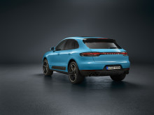 Verdenspremiere i Shanghai: Porsche præsenterer den nye Macan