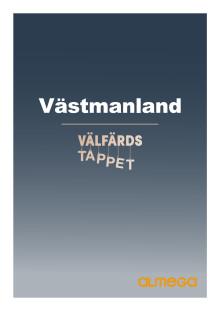 Välfärdstappet: Västmanland