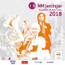NM janitsjar 2018: Program