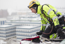 AV skärper kraven på arbete i fallriskmiljöer