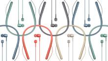 Seria h.ear firmy Sony w nowym, kompaktowym wydaniu i odświeżonej kolorystyce