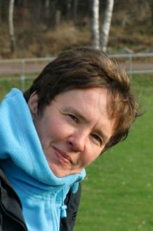 Kerstin Lundberg Hahn till Bokens Dag i Lindesberg