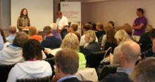 Dags för ny vårdgaranti - fullsatt seminarie