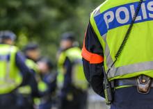 Fullt hus på polisutbildningen i Borås