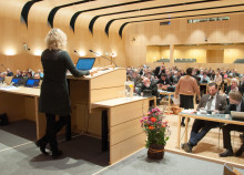 Regionfullmäktige har beslutat om nästa års skattesats och budget för Region Skåne 2018