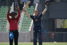 England Lions fall to India A by three wickets in first ODI