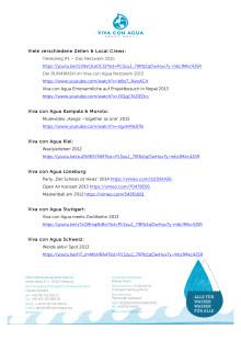 Beispiele für Videos aus dem ehrenamtlichen VCA-Netzwerk