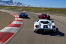 Innovationen für die Zukunft: Ford GT ist Technologieträger für Ford-Fahrzeuge von morgen