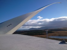 Killean Wind Farm Section 36 planning submission marks an exciting opportunity for Argyll & Bute economy