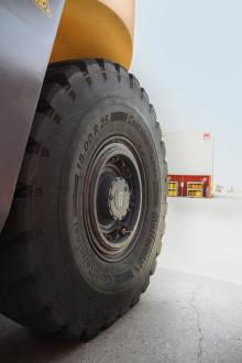 Continental introduserer ny radial dekkserie for havn