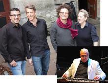 Andlöst möte över musikgränser! Melodic Melange med gästartist Nabil Kassis på Palladium Malmö 20 april
