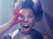 Cirkus Cirkörs nya föreställning hyllar kvinnligt mod