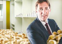 Stångåstaden satsar på äggkläckningsmaskiner till sina hyresgäster