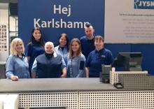 JYSK Karlshamn flyttar till Korpadalen