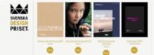 Kulturrapport 2017 nominerad till Svenska Designpriset