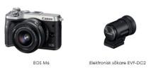 Fånga det där alldeles speciella med Canons nya kompakta systemkamera – EOS M6