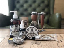 Barber Supplier och Mr Bear Family inleder samarbete!