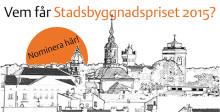 Vem får Karlshamns kommuns stadsbyggnadspris?