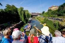"""""""Wir machen 'ne Welle"""": 14. Leipziger Wasserfest (15.-17.08.)"""