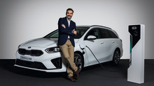 KIA Motors Europe udnævner Carlos Lahoz til ny marketingdirektør