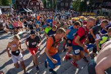 KIA Fjällmaraton Årefjällen.   1 augusti - Copper Trail 7K