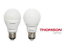"Thomson Lighting unveils technological revolution with new LED ""GT-Green"" range LED Bulbs: Ecological and Efficient"