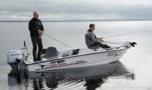 Flera premiärer i Hondas monter på Göteborgs båtmässa