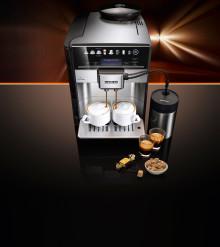 Nyhet fra Siemens: Espressomaskinen som gir baristakvalitet hjemme