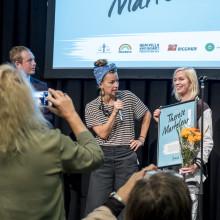 2016 års Isabellestipendium till Therese Marteleur