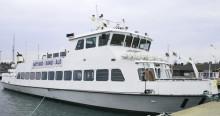 """JRC radar-installation ombord på """"Utö Express"""""""