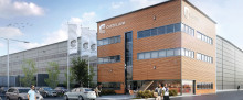 Logistic Contractor bygger åt Castellum i Göteborg