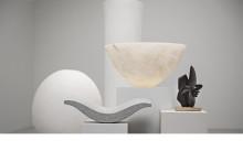 Idag öppnar utställningen: SKULPTUR - Möte med Eric Grate och Eva Lange