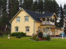 Norsjö kommuns vackraste hus - Torpet!