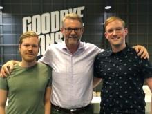Goodbye Kansas bevisar styrkan i sitt universum för artister