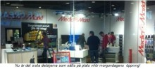 Media Markt i Gallerian öppnar en pop up store
