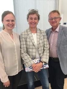 Nordiska Rådet på besök i Vreta Kluster – på jakt efter hållbara lösningar