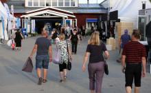På fem dagar har över 63 000 kommit till Stora Nolia
