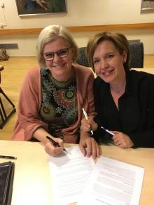 Tätare samarbete mellan Erikshjälpen och Skandinaviska Läkarbanken