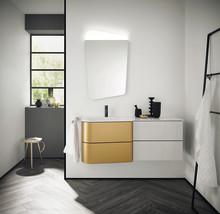 Beschwingtes Bad-Design mit Badu, der neuen burgbad-Kollektion mit Allrounder-Qualitäten