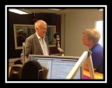 Hör radiointervjun med Hogias VD och grundare