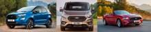 Ford mit drei Österreichpremieren auf der Vienna Auto Show 2018 (Stand Halle C)